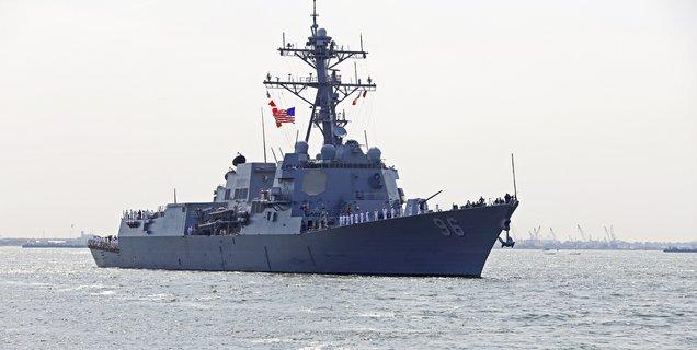 Suite à un accident mortel, la marine américaine ne veut plus d'écrans tactiles