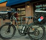 Domino's se met aux livraisons en vélo électrique