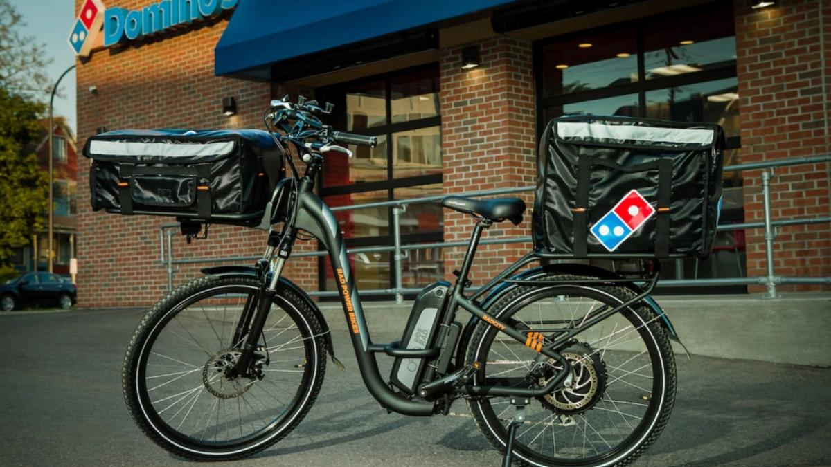 domino's vélo