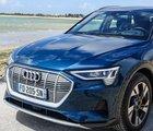 L'Audi e-tron devient la voiture électrique la plus sûre du monde