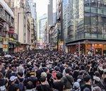 Facebook et Twitter accusent Pekin de se servir d'eux dans la crise de Hong Kong