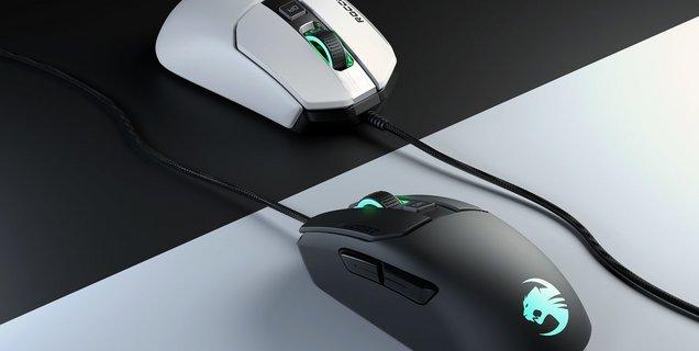 Test Roccat Kain 120 AIMO : Titan Click et souris « gamer » de choix