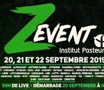 Z Event : ZeratoR organisera son
