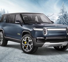 Rivian R1S : le SUV électrique aura le droit à un toit électrochrome en option