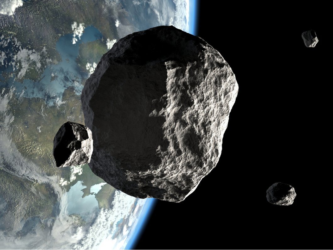 Une collision d'astéroïdes a provoqué une période glaciaire il y a 500 millions d'années