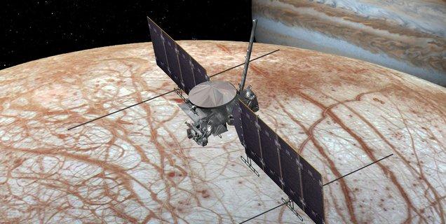 Feu vert pour la mission Europa Clipper à destination de la lune glacée de Jupiter