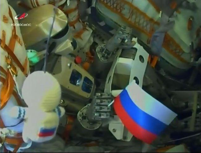 Fedor robot NASA