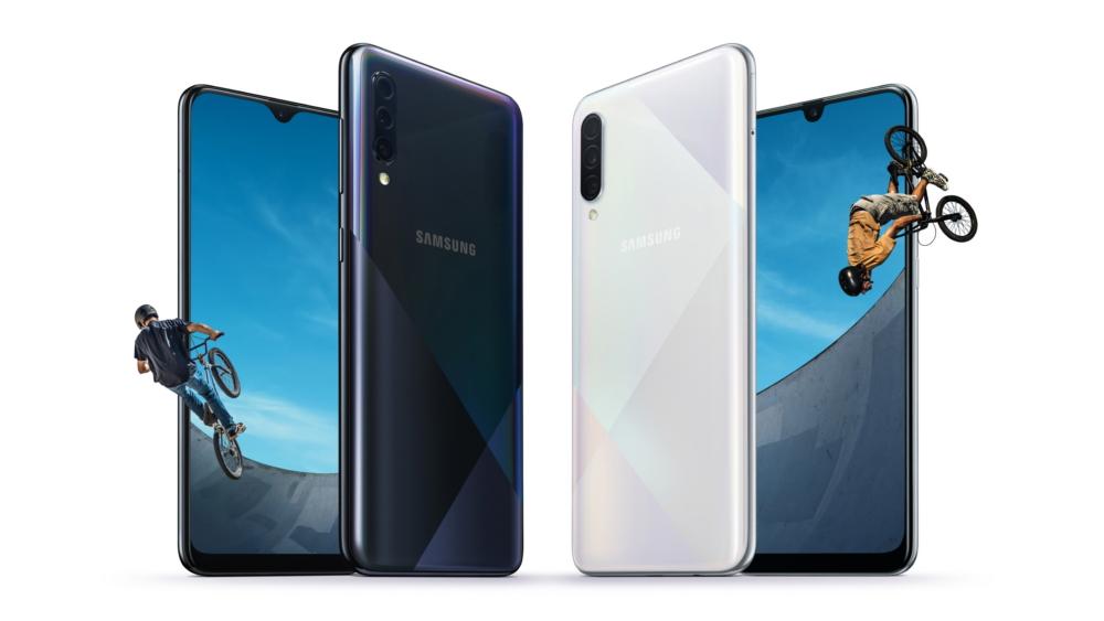 Samsung Galaxy A50s A30s
