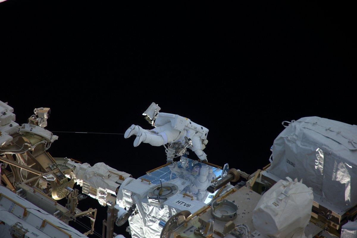 Thomas Pesquet NASA NEEMO