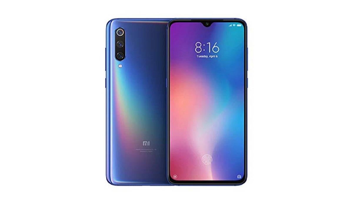 Xiaomi Mi 9T Bleu 1