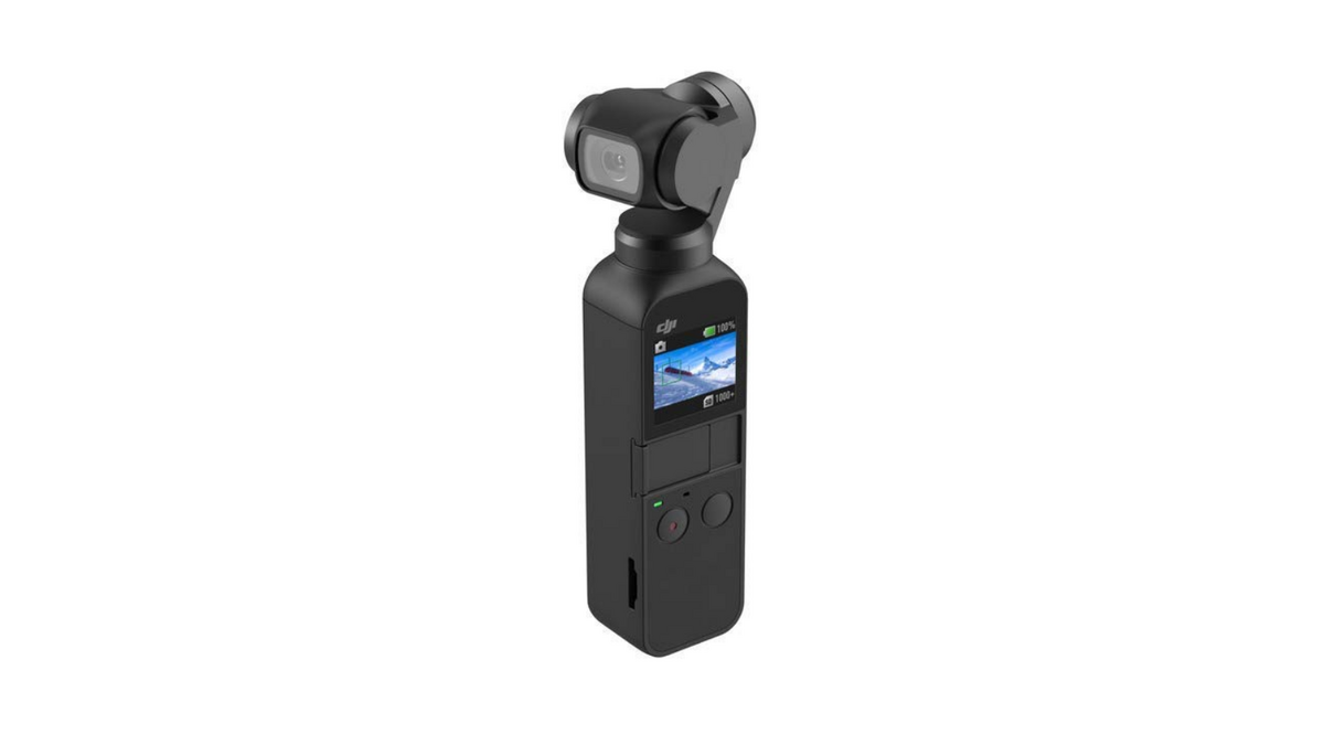 camera osmo pocket