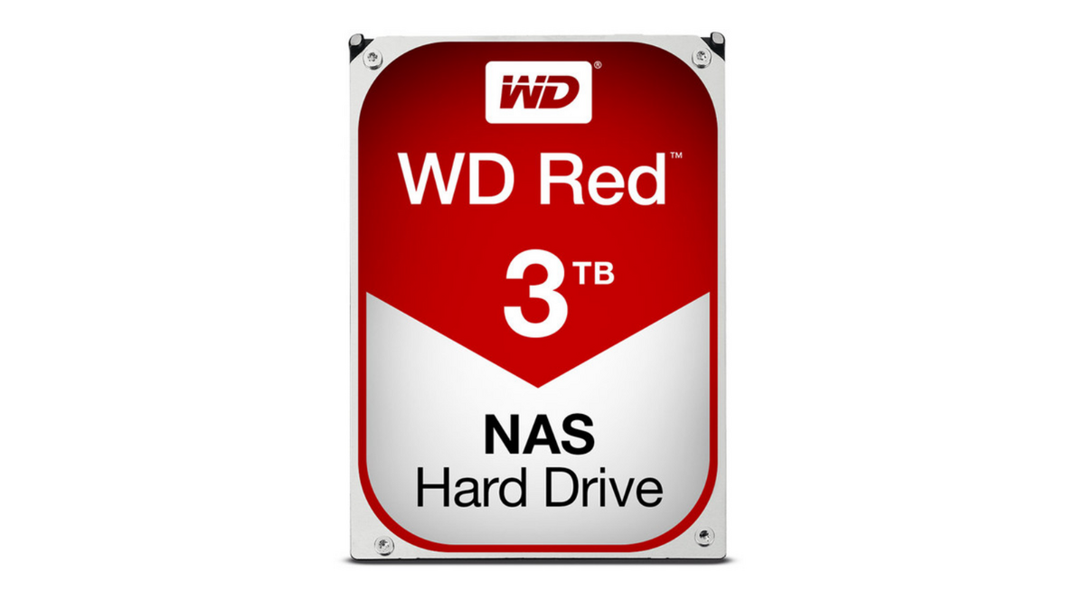 disque dur interne Western digital WD Red 3 To