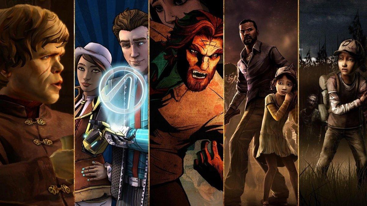 Telltale Games réouverture