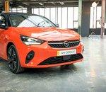L'Opel Corsa électrique dévoile désormais son intérieur