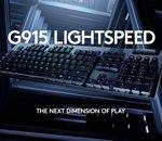 Test Logitech G915 Lightspeed : sans doute le meilleur clavier sans fil à ce jour