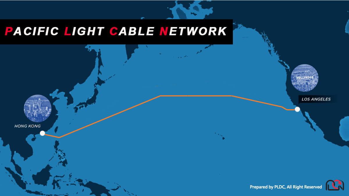 Pacific Light Data Communication PLDC