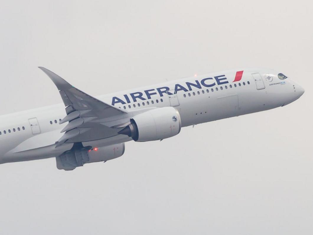 Le nouvel Airbus A350 a réalisé son premier vol inaugural