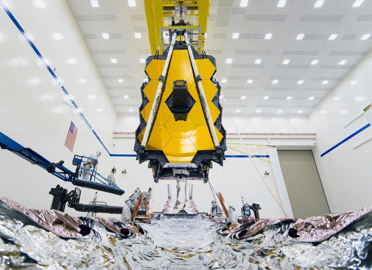 NASA James Webb Telescope © NASA/Chris Gunn