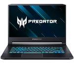 Acer Predator Triton 500 : chronique d'un batracien en furie chez Acer