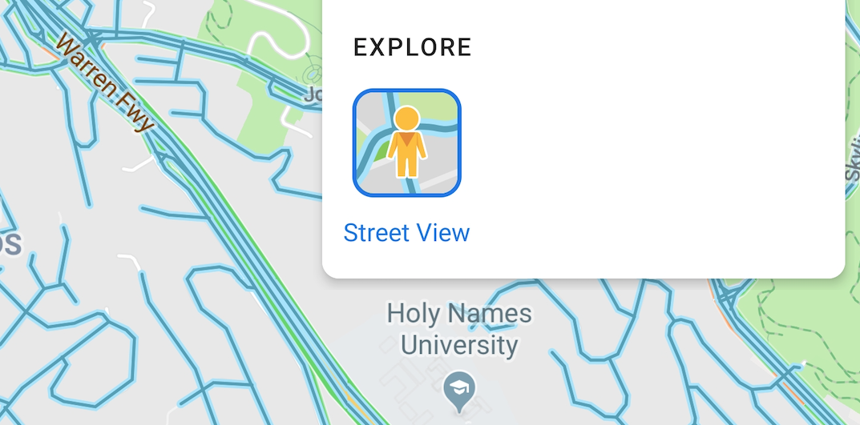 Google Street View Maps