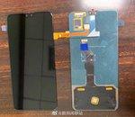 Une nouvelle fuite donne à voir la face avant du Huawei Mate 30