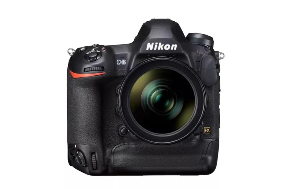 Nikon dévoile son reflex numérique D6… mais ne dit rien à son sujet