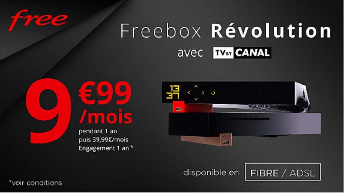 Freebox TV by Canal