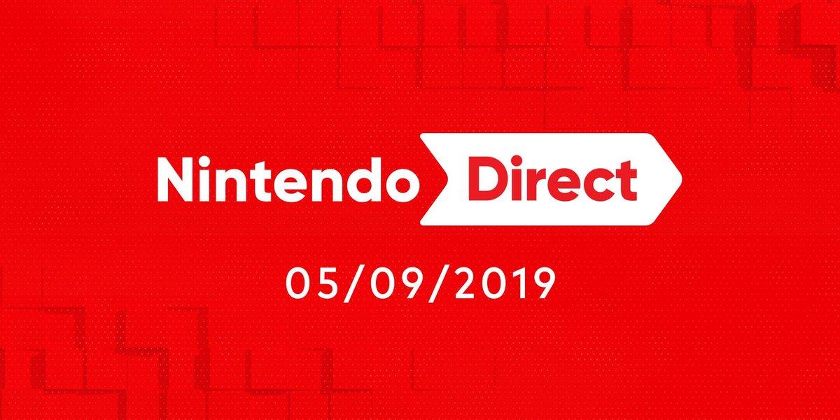 Nintendo Direct septembre 2019