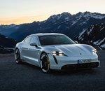 Porsche Taycan : nos premières impressions sur le bolide électrique en vidéo