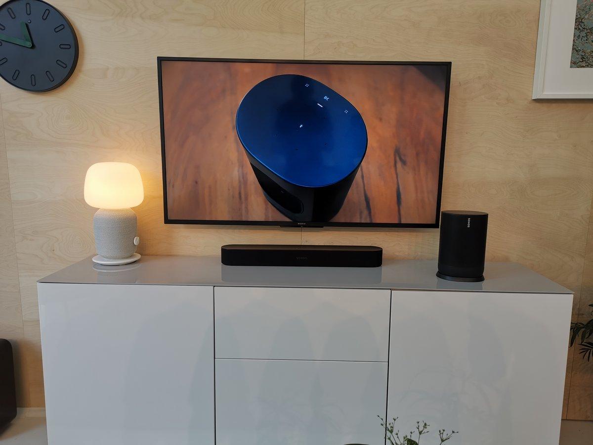 Sonos Move Design