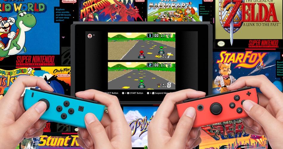Super Nintendo Switch