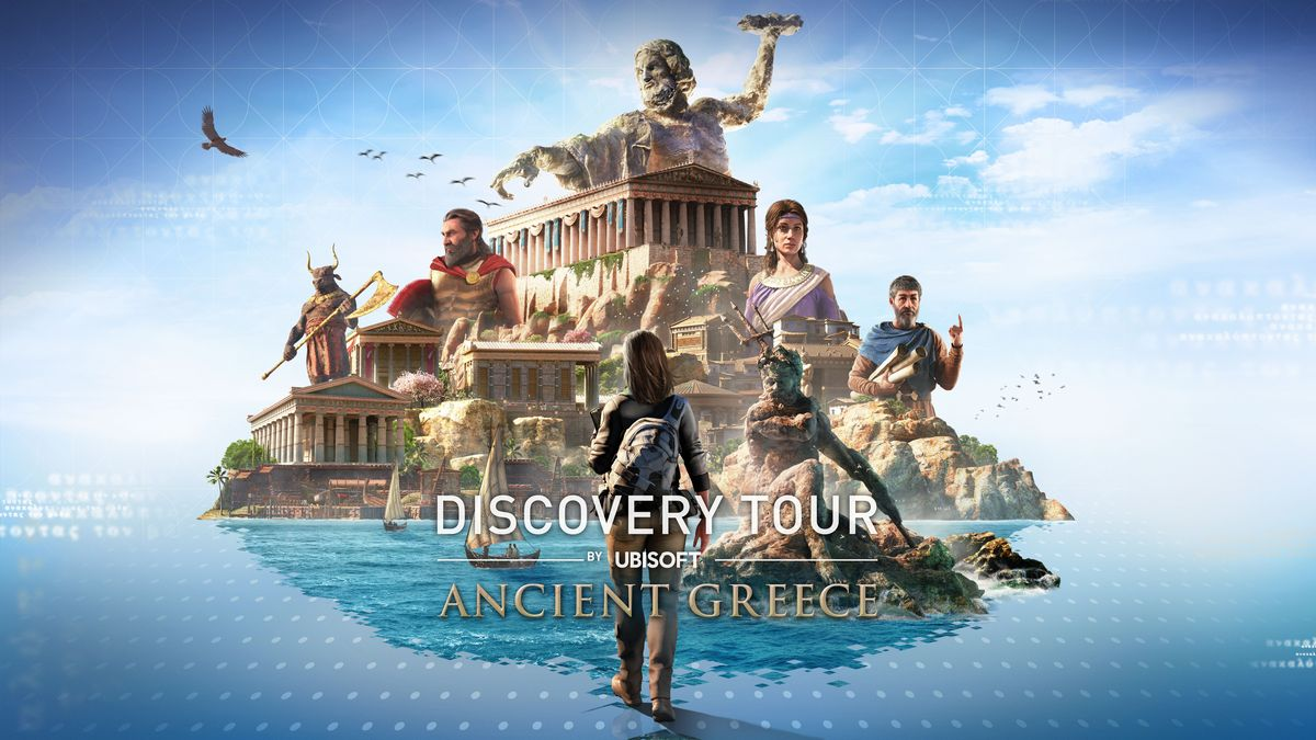 Assassin Creed Odyssey Discovery Tour