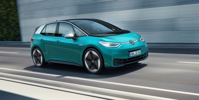L'ID.3 serait 40% moins chère à construire que l'e-Golf, selon Volkswagen