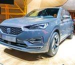 Salon de Francfort - Tarraco FR PHEV, le grand SUV de Seat passe à l'hybridation