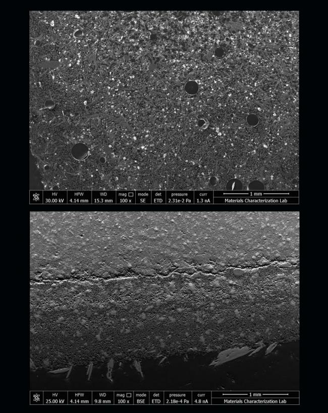 ISS NASA ciment 2