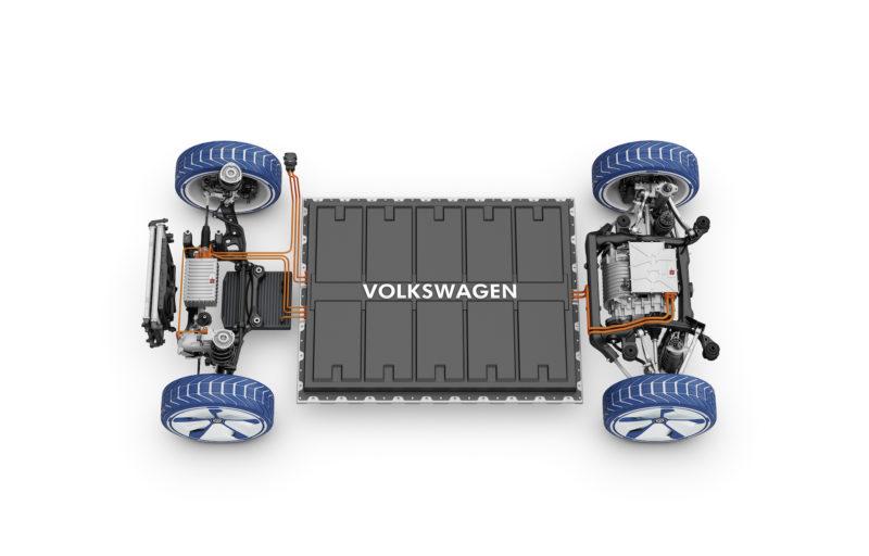 Batterie Volkswagen