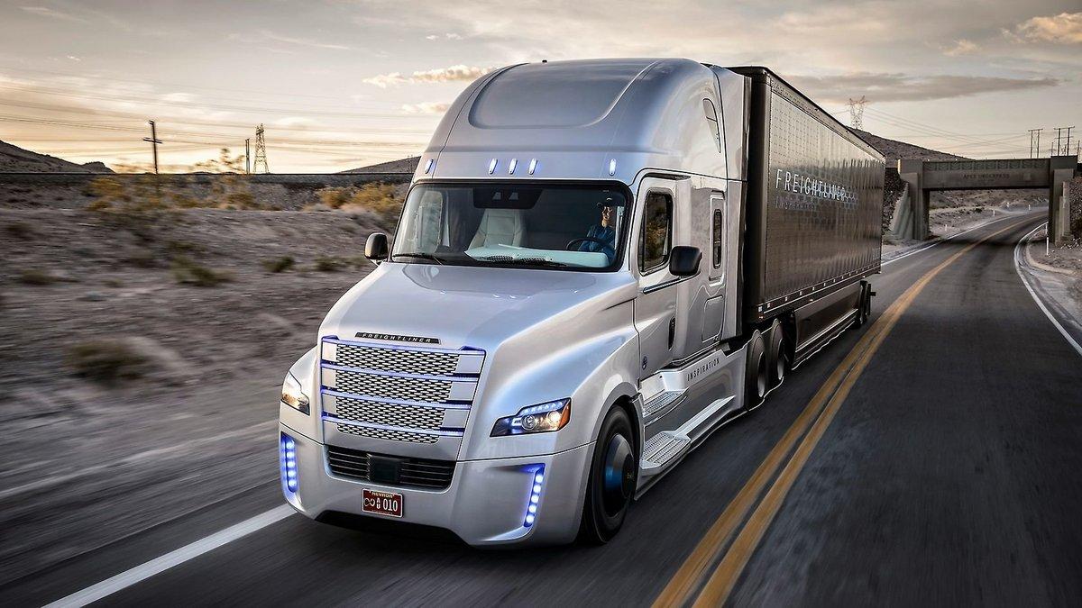 Daimler Camion autonome