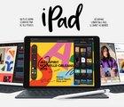 Surprise ! Apple lance un iPad de 10,2 pouces pour renouveler son entrée de gamme
