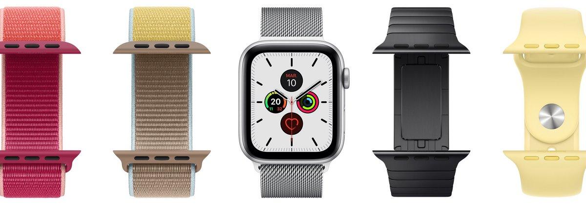 Apple Watch Series 5 © Apple