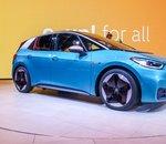 Volkswagen annonce que les premières commandes de l'ID.3 seront possibles dès le 17 juin
