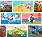 Apple présente une vingtaine de jeux issus du catalogue Apple Arcade