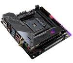 ASUS lance la commercialisation de sa carte-mère ROG Strix X570-I dédiée au gaming