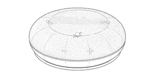 Microsoft émet un brevet concernant une enceinte portable