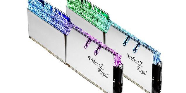 G.SKILL fait passer les 6 GHz à de la DDR4, un record