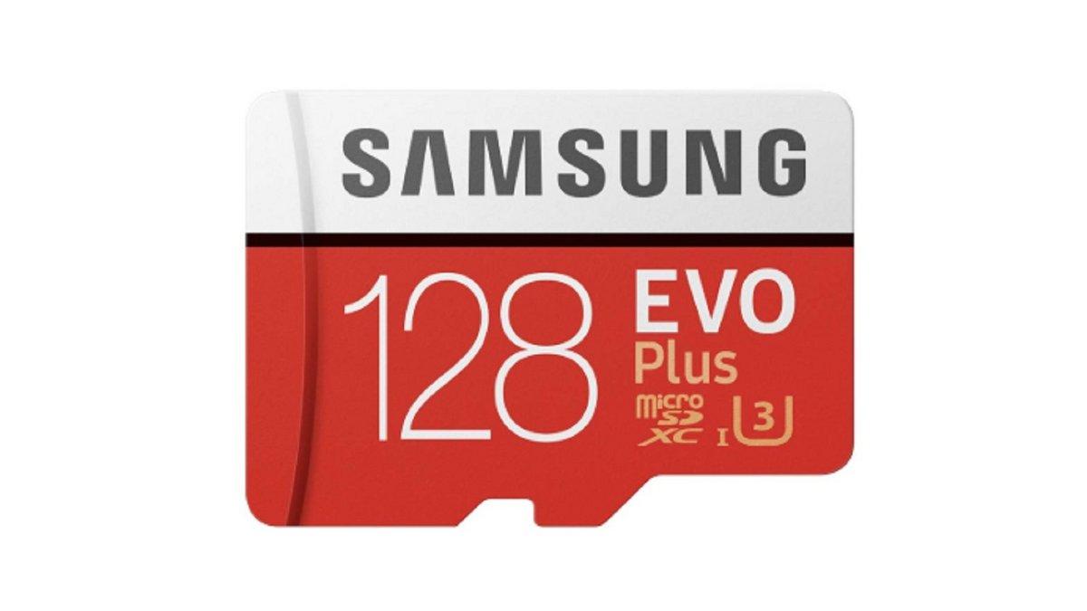 carte micro SD Samsung 128 Go