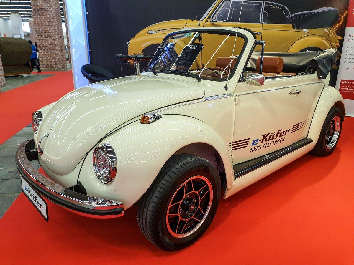 Volkswagen e-Coccinelle