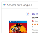 Google lance sa propre marketplace, bien distincte de l'onglet