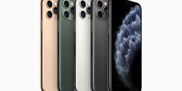 Quels sont les meilleurs iPhone ? Comparatif 2021