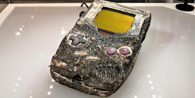 Le saviez-vous ? Un Game Boy, meurtri, a survécu à la guerre du Golfe