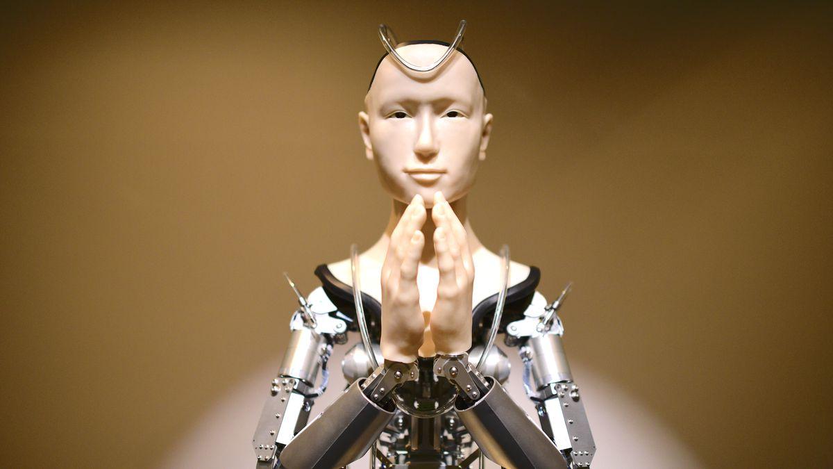 Mindar Robot Japon